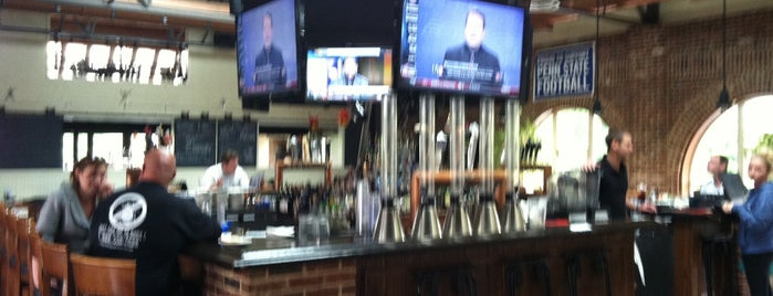 Champs Sports Grill is one of Favorite Bars.