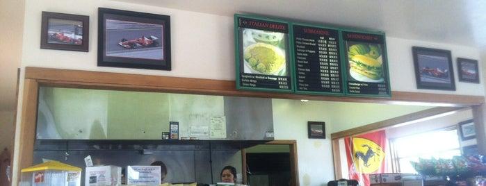 Italian Delite is one of San Francisco.