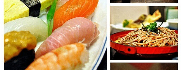 Haru Sushi Bar & Restaurant is one of Food: Pasig.