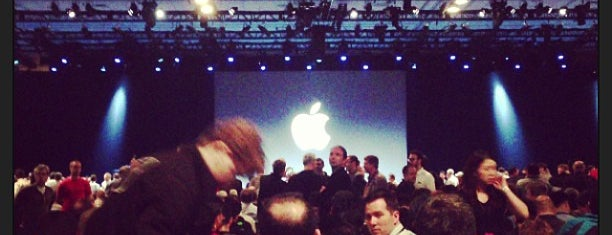 Apple Worldwide Developers Conference (WWDC) is one of Gespeicherte Orte von Victor.
