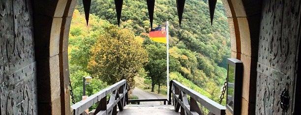 Burg Thurant is one of Around Rhineland-Palatinate.