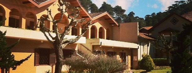 Mosteiro São João - Monjas Beneditinas is one of CAMPOS DO JORDÃO.