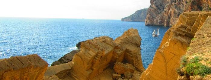 Atlantis - Sa Pedrera de Cala d'Hort is one of ibiza.
