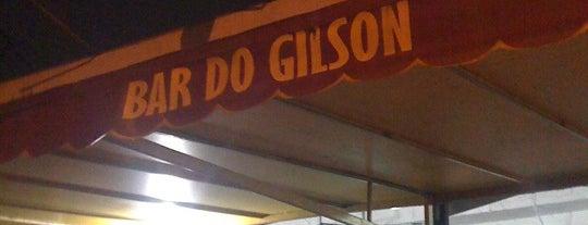 Bar do Gilson is one of Office Transportes'in Kaydettiği Mekanlar.
