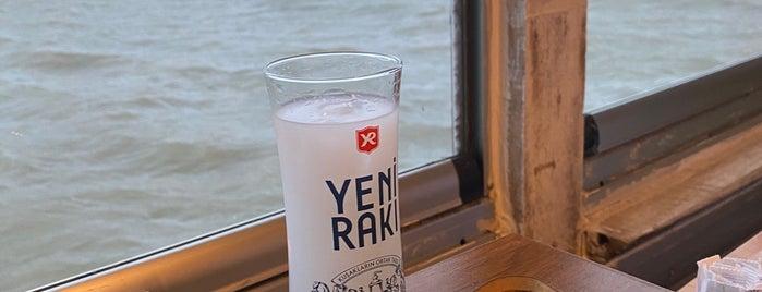 Kadirin Yeri Balık Restaurant is one of Lugares favoritos de 'Özlem.