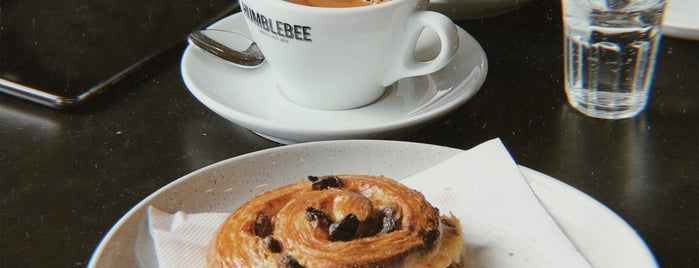 Humblebee Coffee is one of Perth cafes!!!.