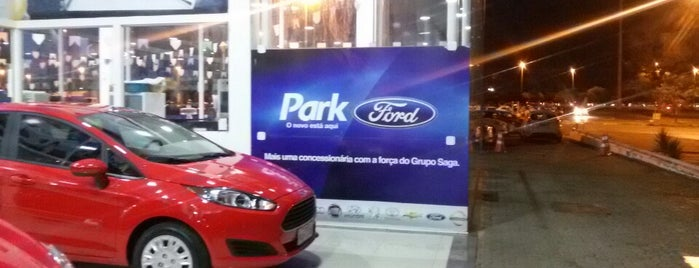 Saga Park (Ford) is one of Tempat yang Disukai Camila.