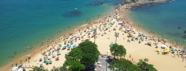 Praia da Costa is one of Beach.