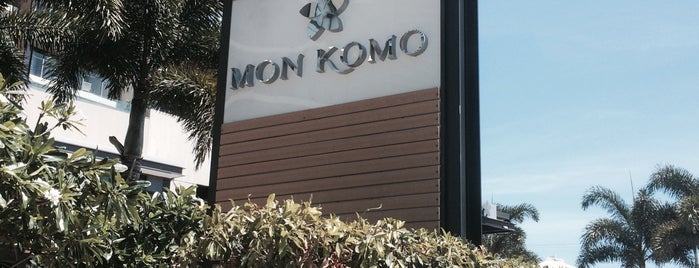 Mon Komo Hotel is one of สถานที่ที่ Nate ถูกใจ.