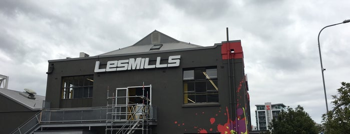 Les Mills Auckland City is one of Auckland.