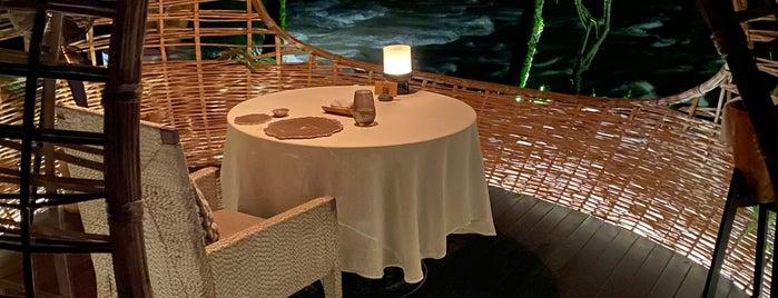 Kubu is one of Bali - Cafes & Restaurants.