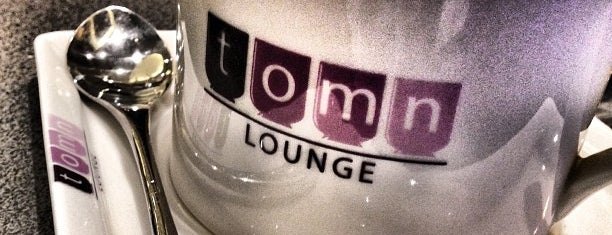 Tomn Lounge تومن لاونج is one of To be visited soon.