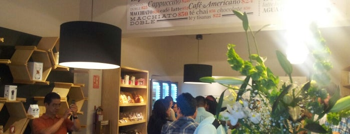 CUCURUCHO is one of Café de veras en DF.
