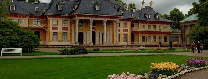 Schlosspark Pillnitz is one of Dresden.