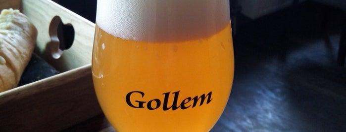 Gollem's Beers & Burgers is one of Antwerpen.
