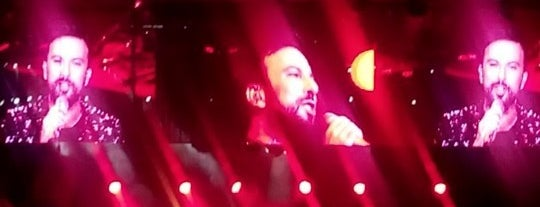 Tarkan 2015 Harbiye Konserleri #TarkanZamanı is one of Lugares favoritos de Murat.