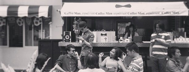 Coffee Man is one of Thailand's best spots.