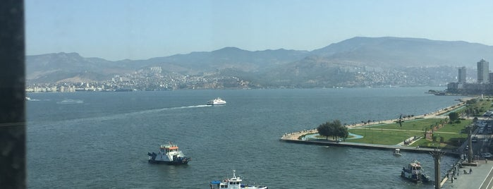 Pasaport Pier Otel is one of Abdullah Hakan'ın Beğendiği Mekanlar.