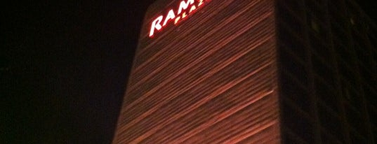Ramada Plaza Hartford is one of Road trip BOS to PHL.