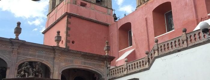 Parroquia de Nta. Sra. De la Luz is one of Tempat yang Disukai Rosco.