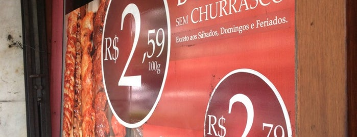 Frigideira & Cia is one of Restaurante.