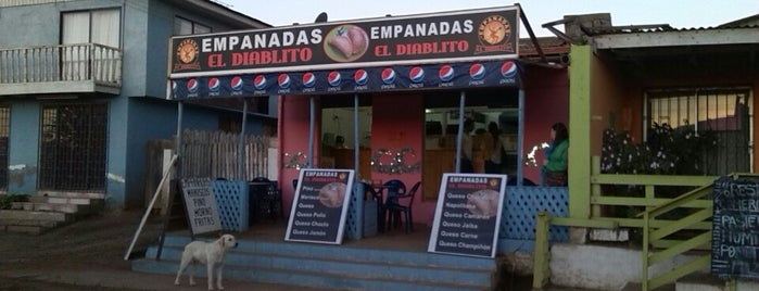 Empanadas El Diablito is one of Pichilemu.
