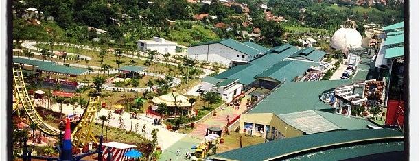 JungleLand Adventure Theme Park is one of Isni : понравившиеся места.