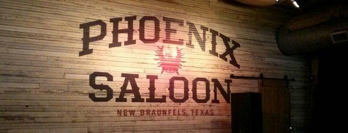 Phoenix Saloon is one of Food  Paradise USA.