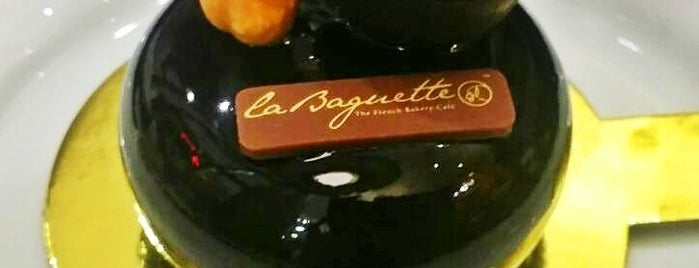 La Baguette is one of Locais curtidos por Huang.