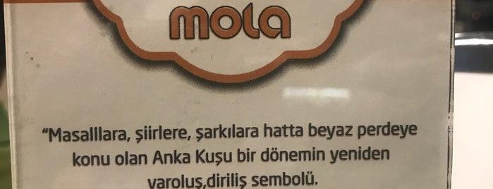 AnkaMola Lezzet Durağı is one of Tempat yang Disukai Tuğrul.
