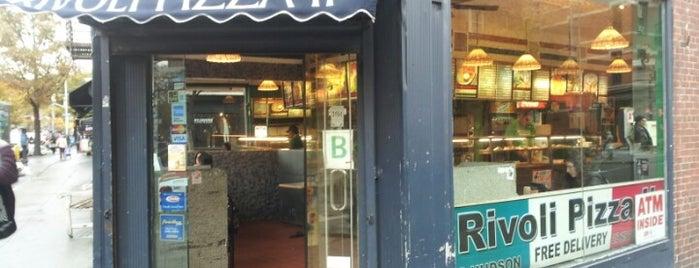 Rivoli Pizza is one of Zxavier's Adventures.