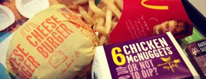McDonald's is one of Locais curtidos por Yohan Gabriel.