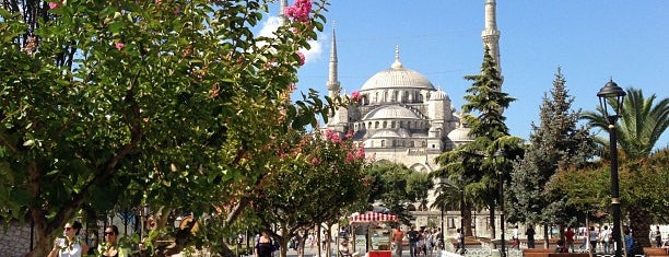 Place du Sultan-Ahmet is one of Must-Visit ... Istanbul.