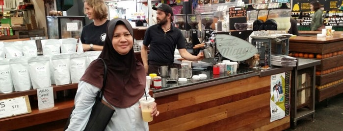 Fremantle Markets is one of Locais curtidos por Sholihin.