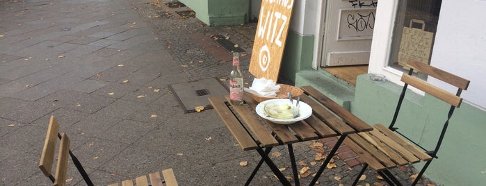 Witz Hummus is one of How to explore Berlin?.