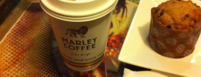 Marley Coffee is one of Orte, die Ely gefallen.