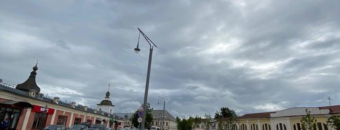 Rostov is one of Tempat yang Disukai Marina.