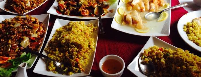 Ping Kínai Étterem is one of johelyek.