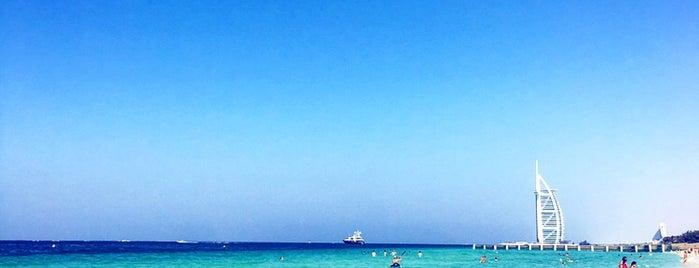 Jumeira Secret Beach is one of Orte, die Liliána gefallen.