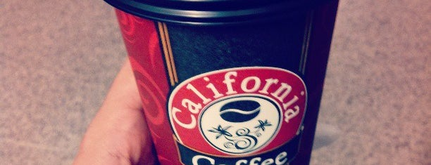 California Coffee is one of para conhecer!.