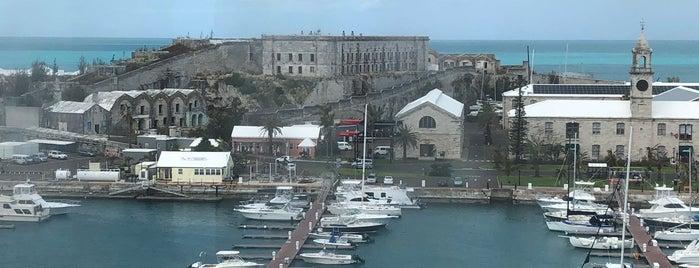 Bermuda is one of Lieux qui ont plu à Agustin.