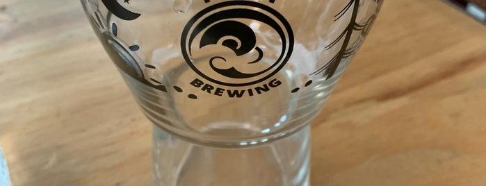 Fetch Brewing Co is one of Lugares favoritos de Sandy.