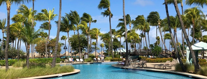 Hilton Aruba Caribbean Resort & Casino is one of Places I've stayed.