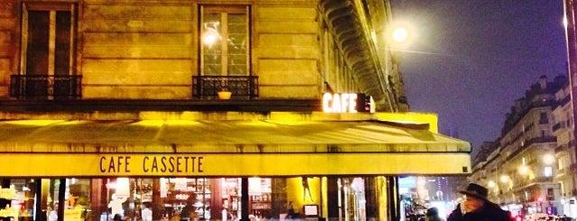 Café Cassette is one of Paris.