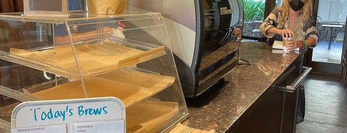 Imua Coffee Roasters is one of Kauia.
