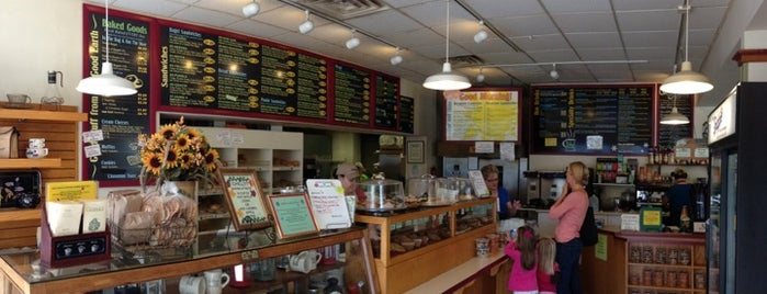 Good Earth Cafe is one of Favorite Places to Eat in West MI.