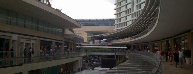 Antara Fashion Hall is one of DF.