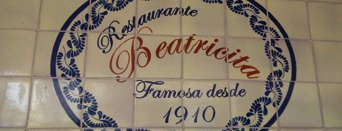 La Beatricita is one of Lieux sauvegardés par Beno.