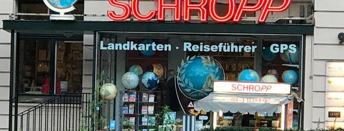 Schropp is one of Orte, die Tamara gefallen.