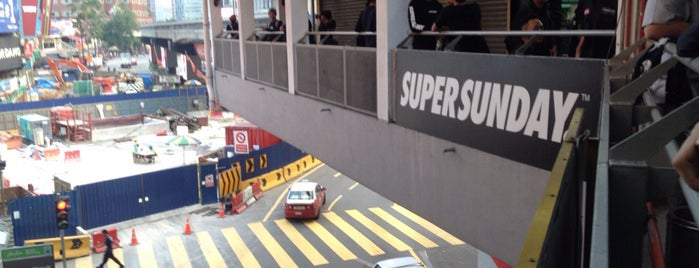 The Super Sunday Concept Store is one of malaysia/KL.